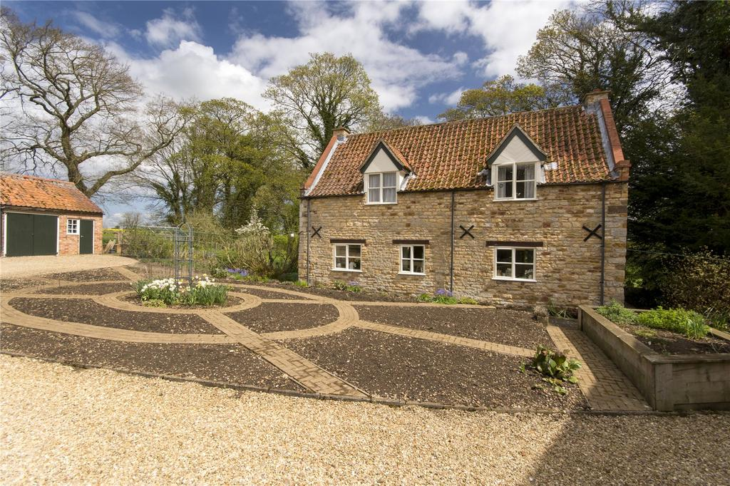 2 Bedrooms Detached House for sale in Rectory Cottage, Church Lane, Saxby, Melton Mowbray, LE14