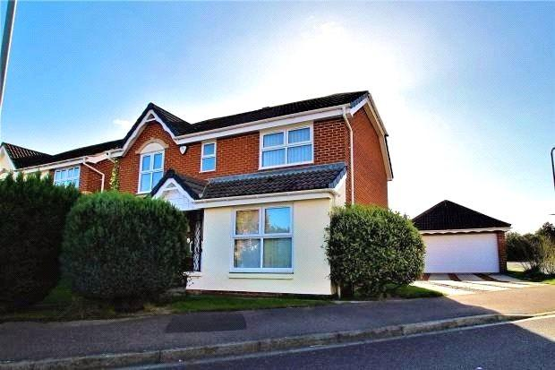 4 Bedrooms Detached House for sale in Trevithick Close, Eaglescliffe, Stockton-on-Tees
