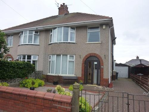 3 Bedrooms Semi Detached House for sale in Homfray Avenue, Morecambe, LA3 3AG