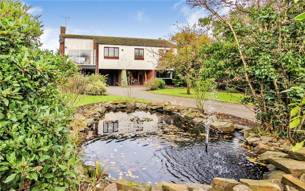 5 Bedrooms Detached House for sale in Nafford Road, Eckington, Pershore, Worcestershire, WR10