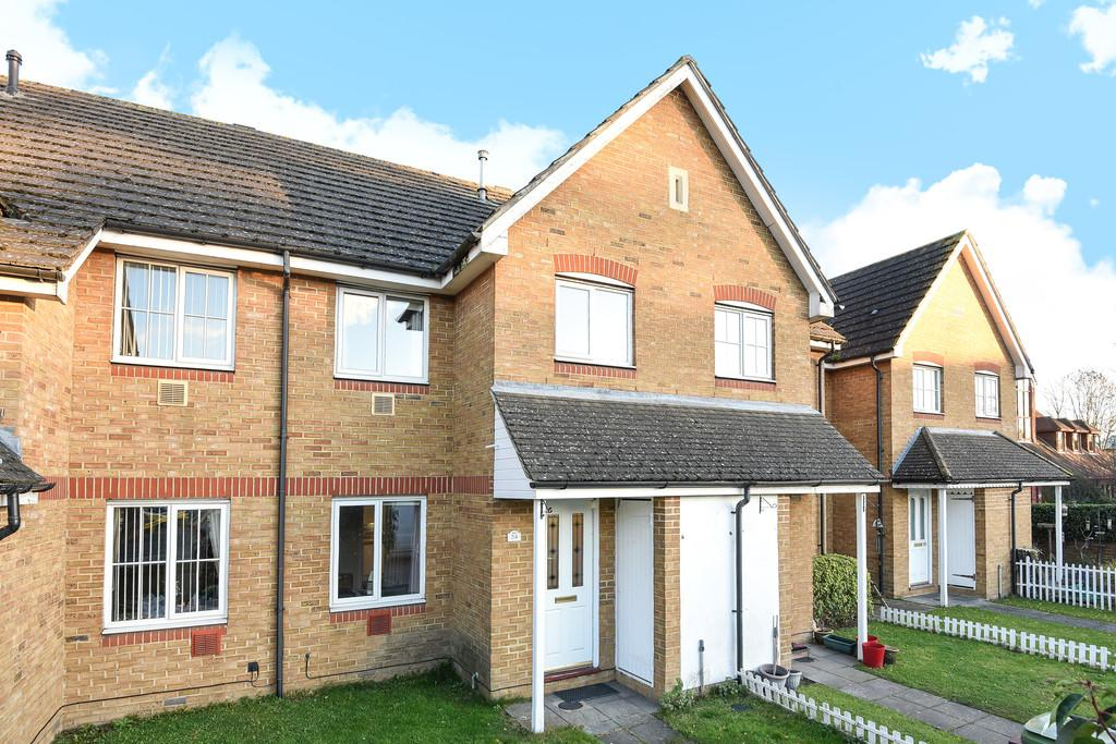 3 Bedrooms Terraced House for sale in New Hythe Lane, Larkfield