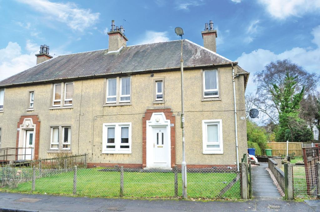 2 Bedrooms Flat for sale in Lee Crescent, Bishopbriggs, East Dunbartonshire, G64 1QB