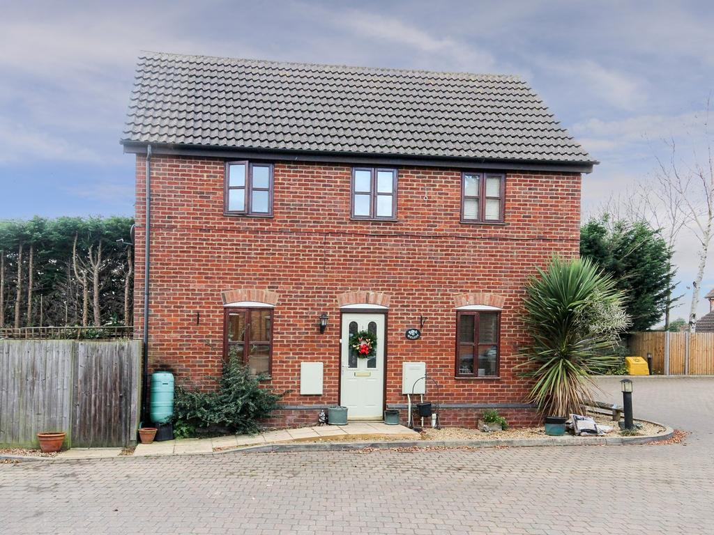 3 Bedrooms Semi Detached House for sale in The Brambles, Flitton, MK45