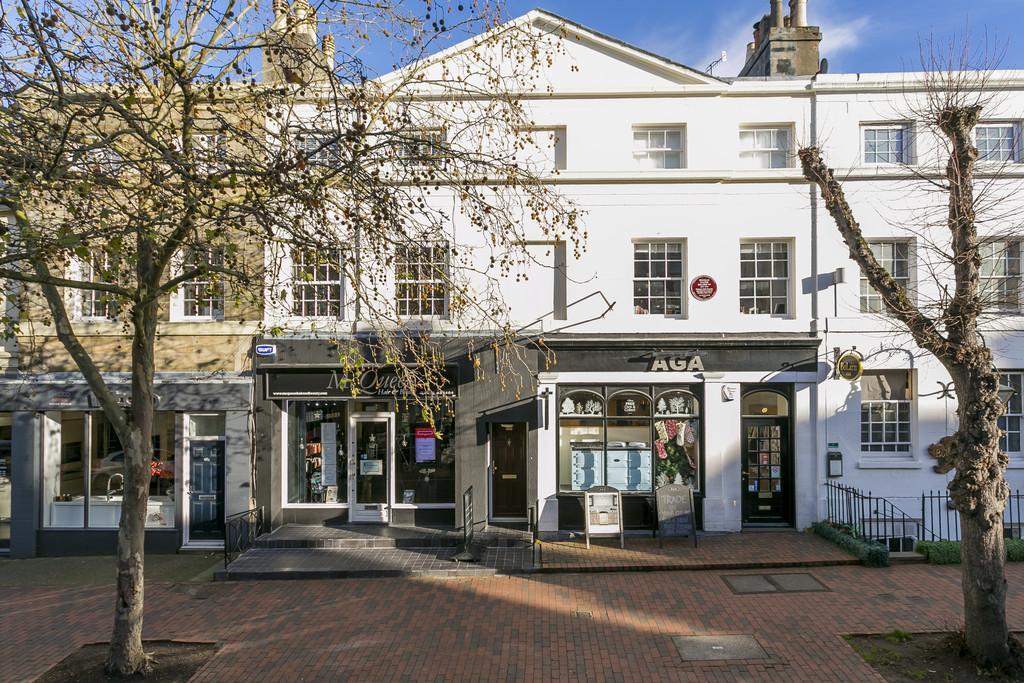 3 Bedrooms Maisonette Flat for sale in Calverley Road, Tunbridge Wells