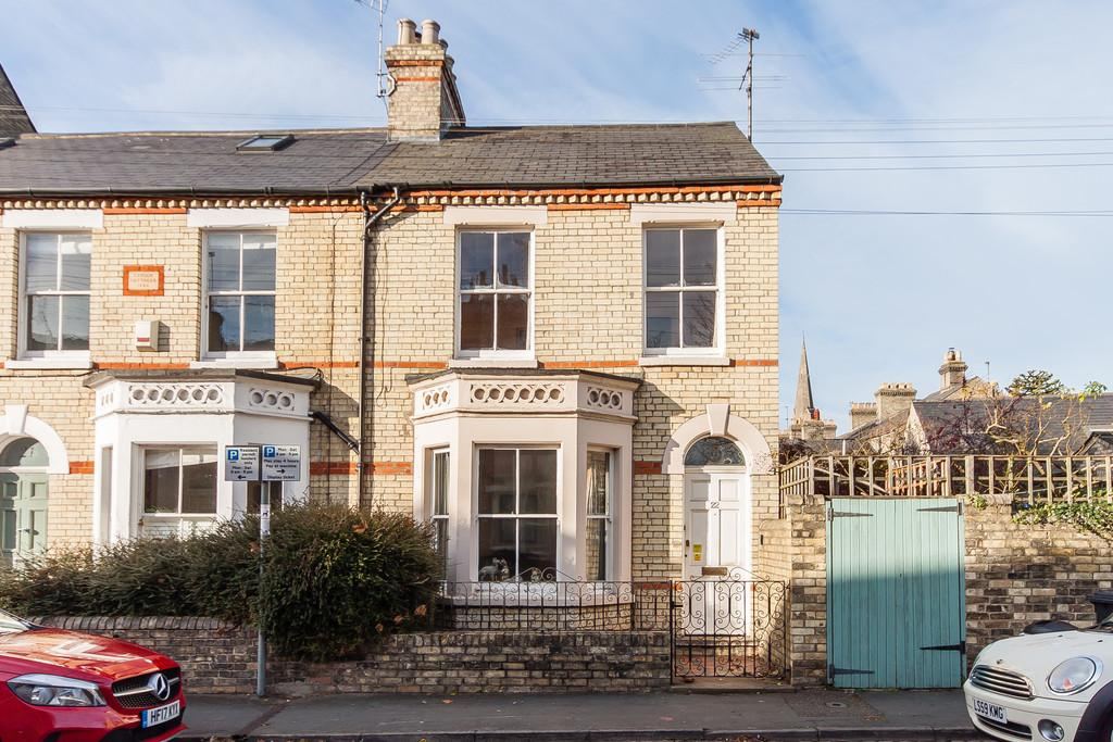3 Bedrooms End Of Terrace House for sale in Holland Street, Cambridge