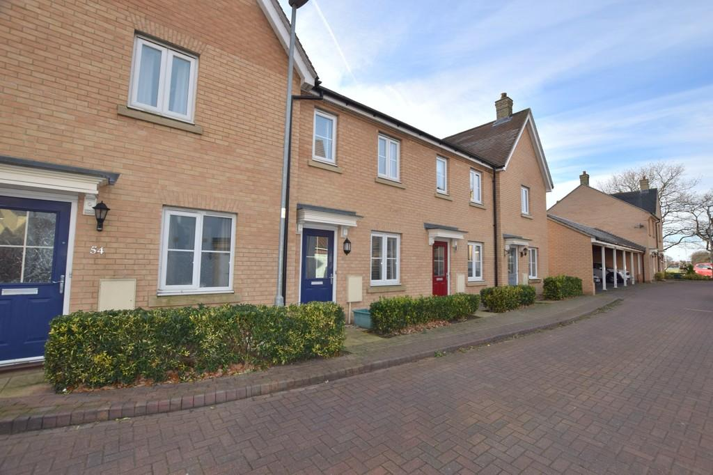 2 Bedrooms Terraced House for sale in Kirk Way, Colchester CO4 5ZN