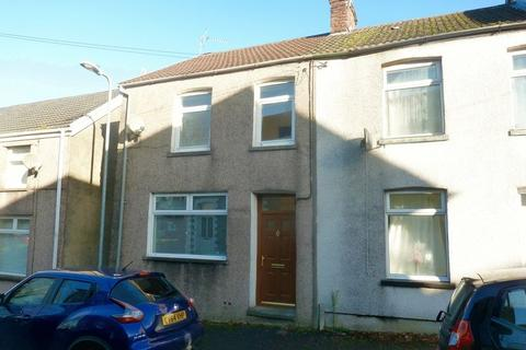 3 bedroom end of terrace house to rent - Oddfellows Street Bridgend CF31 1TA