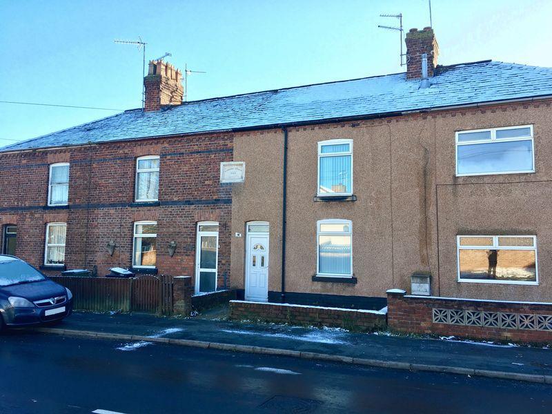 2 Bedrooms Terraced House for sale in Harrisons Terrace, Little Sutton