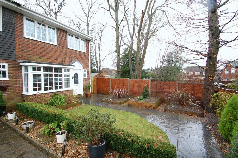 3 Bedrooms End Of Terrace House for sale in Briarfield Gardens, Horndean, Waterlooville