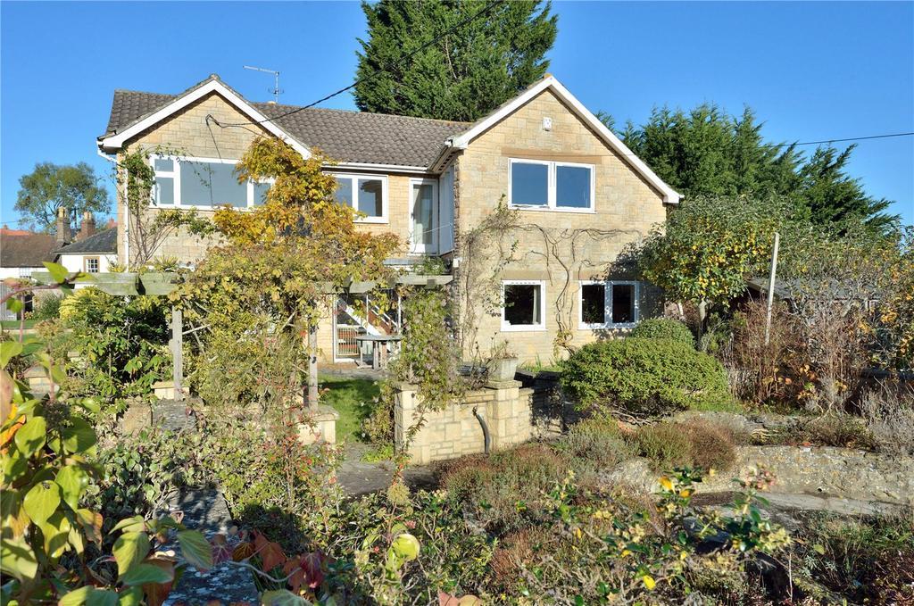 4 Bedrooms Detached House for sale in Bradford Road, Sherborne, Dorset