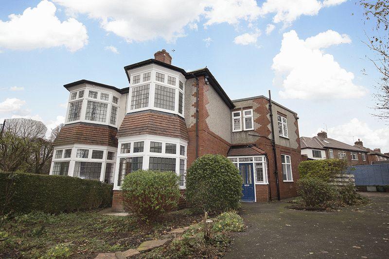 3 Bedrooms Semi Detached House for rent in Jesmond Dene Road, Newcastle Upon Tyne
