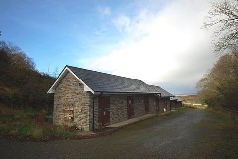 Equestrian facility to rent - Cefn Goleu Park , Swansea