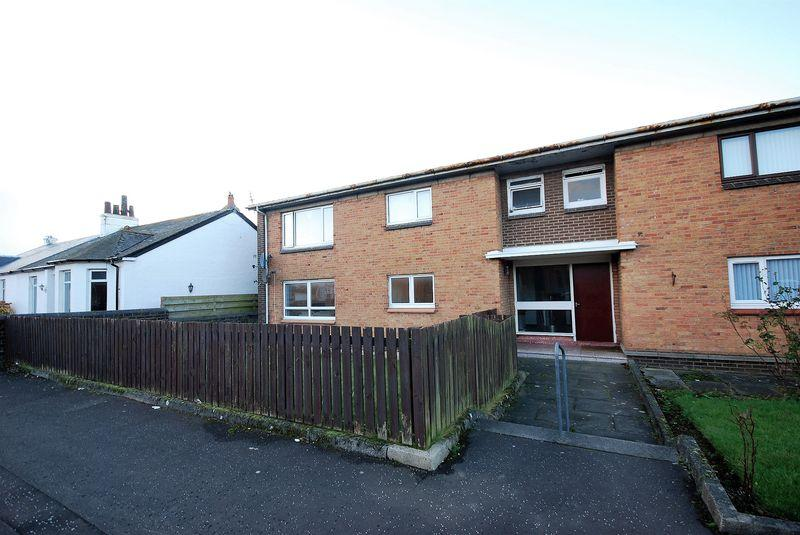 2 Bedrooms Ground Flat for sale in 5 Falkland Place, Ayr, KA8 8LR