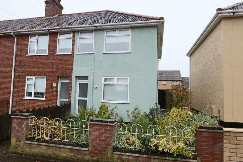 3 Bedrooms End Of Terrace House for sale in Ashley Downs, Lowestoft