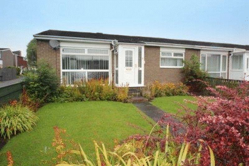 2 Bedrooms Semi Detached Bungalow for sale in Bolam Road, Killingworth