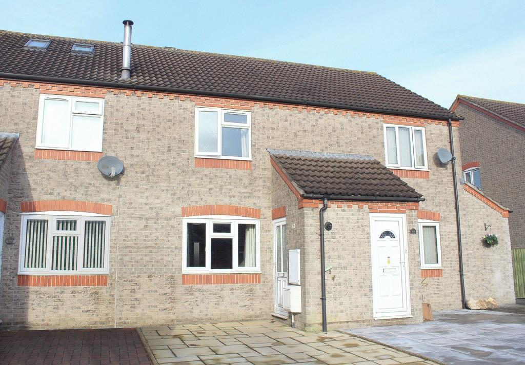 2 Bedrooms Terraced House for sale in Westbrook Vale, Evercreech