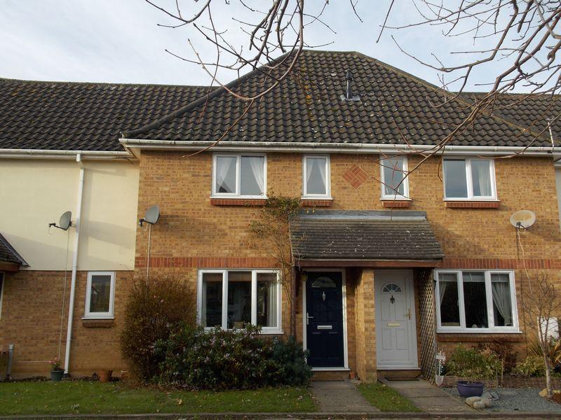 2 Bedrooms Terraced House for sale in Wheatfields, Thurston