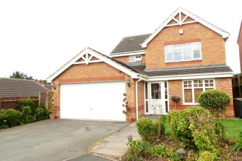 4 bedroom detached house for sale - Katsura Close, Sutton Coldfield