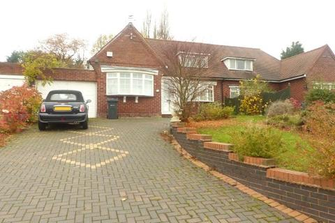 3 bedroom bungalow for sale - Harcourt Drive, Four Oaks