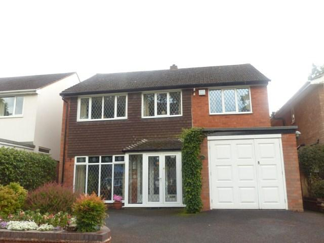 4 Bedrooms Detached House for sale in Tamworth Road, Sutton Coldfield
