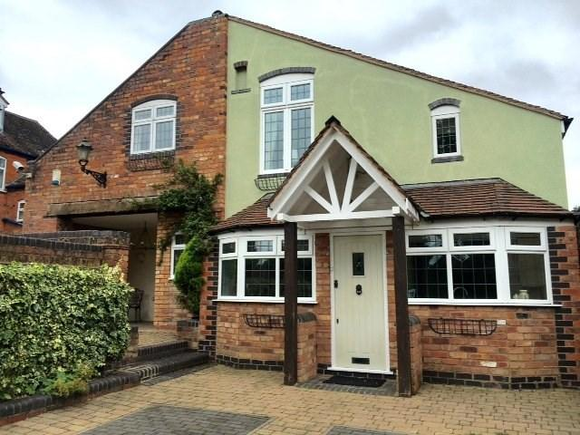 4 Bedrooms Link Detached House for sale in Crown Lane, Four Oaks