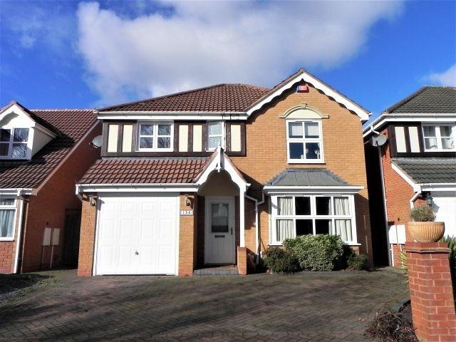4 Bedrooms Detached House for sale in Paget Road, Birmingham
