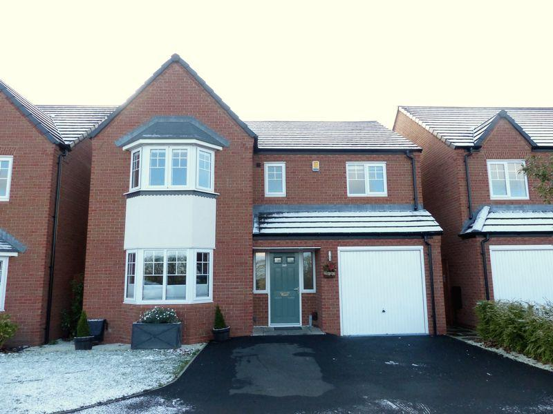 4 Bedrooms Detached House for sale in Lindridge Road, Sutton Coldfield