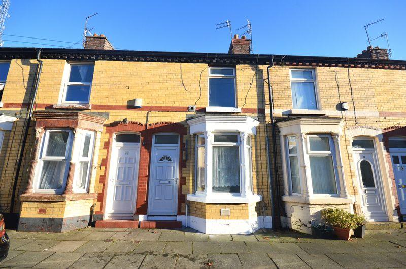 2 Bedrooms Terraced House for sale in Bannerman Street, Liverpool