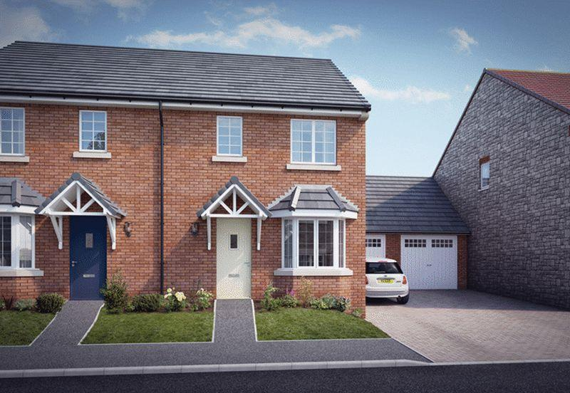 2 Bedrooms Semi Detached House for sale in Vicarage Fields, Wells