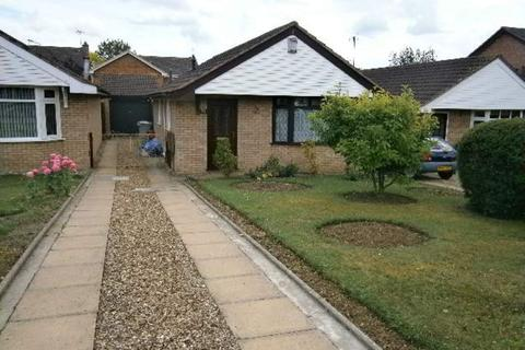 2 bedroom detached bungalow to rent - Charnwood Drive , Barton Seagrave