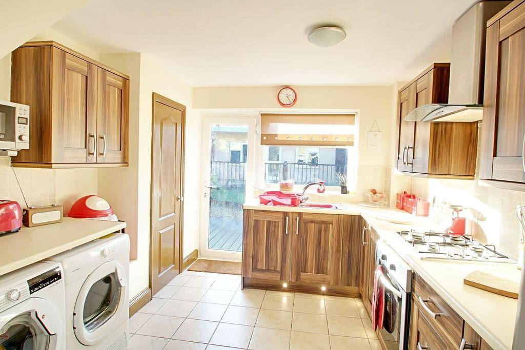 3 Bedrooms End Of Terrace House for sale in Green Willows, Oakfield