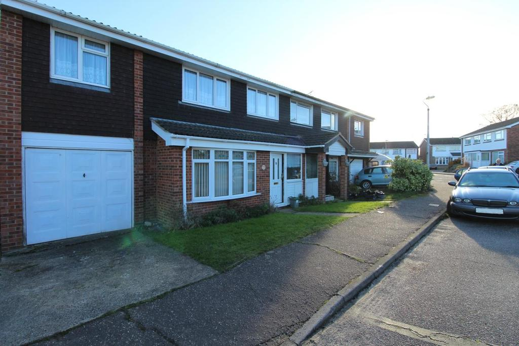 5 Bedrooms Semi Detached House for sale in Campion Way, Witham, Essex, CM8