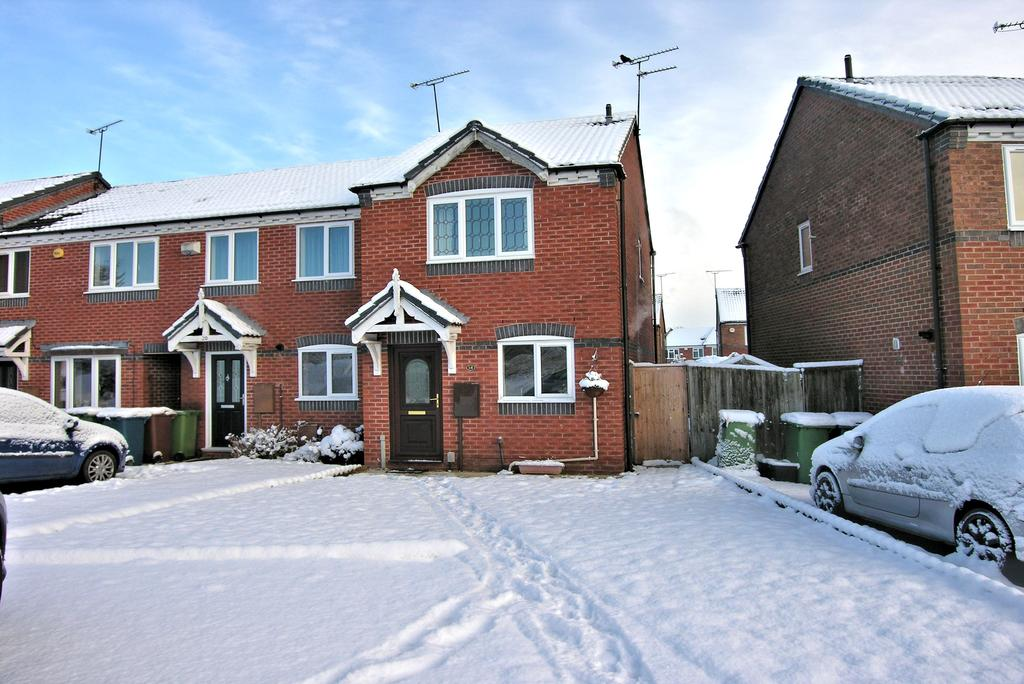 2 Bedrooms End Of Terrace House for sale in EDWARDS DRIVE, CASTLEFIELDS, STAFFORD ST16