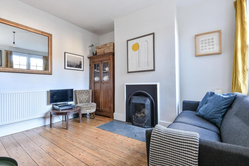 2 Bedrooms Terraced House for sale in Rosendale Road, Herne Hill