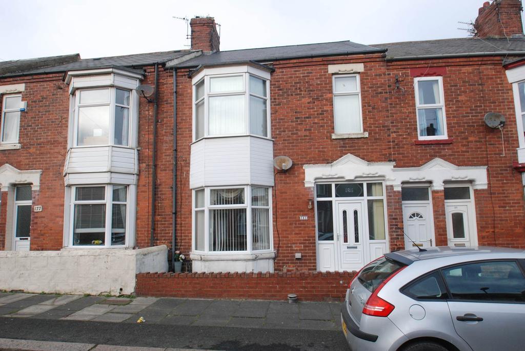 3 Bedrooms Terraced House for sale in Osborne Avenue, South Shields
