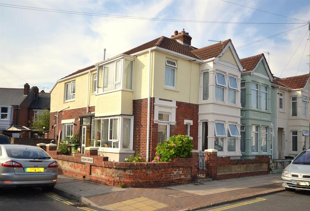 2 Bedrooms Flat for sale in Ebery Grove, Baffins, Portsmouth