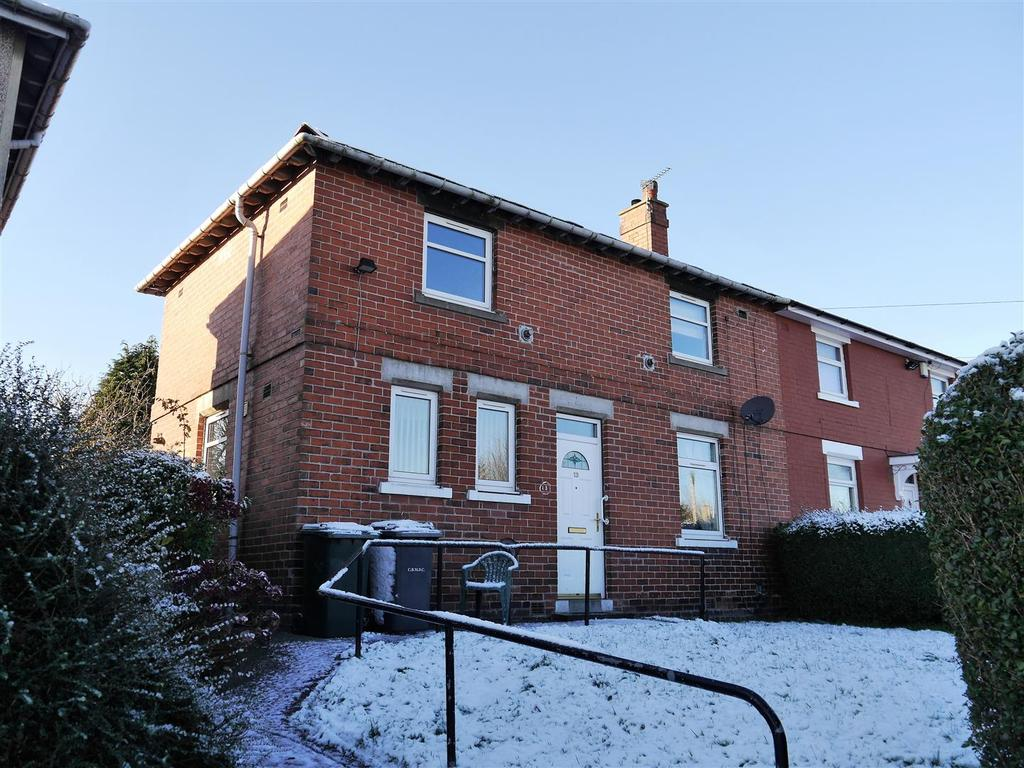 3 Bedrooms Semi Detached House for sale in Smith Avenue, Wibsey, Bradford, BD6 1JB