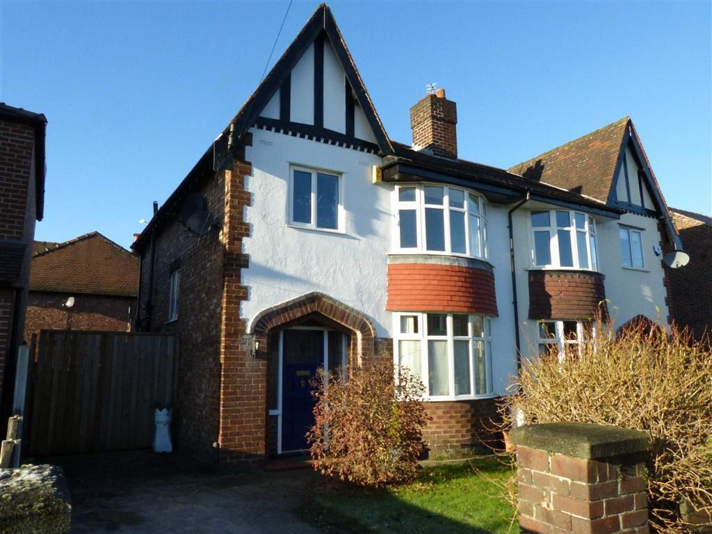 3 Bedrooms Semi Detached House for sale in St Werburghs Road, Chorlton