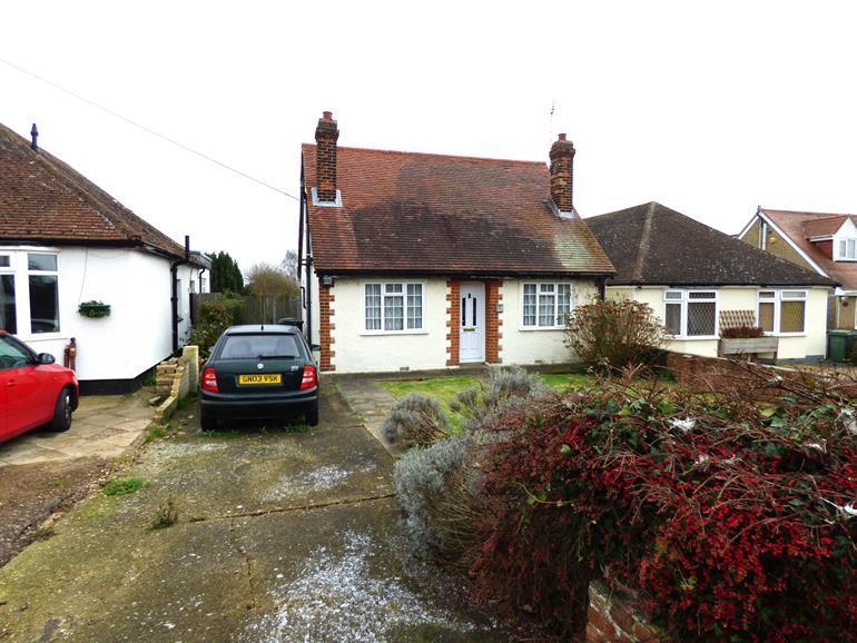 2 Bedrooms Bungalow for sale in Hockers Lane, Detling, Kent, ME14 3JN