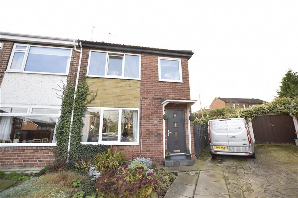 3 Bedrooms End Of Terrace House for sale in Grey Court, Newton Hill, WAKEFIELD, WF1