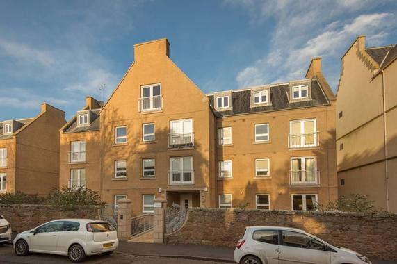 25 Hamilton Court, Cromwell Road, North Berwick, East