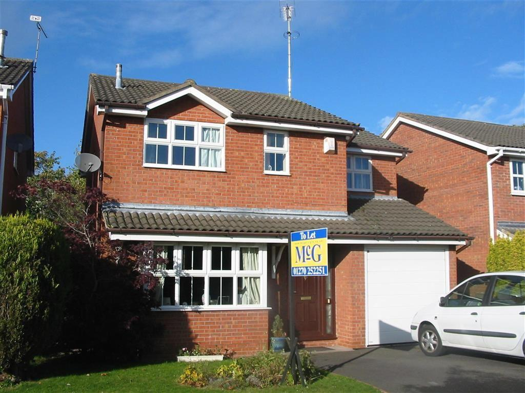 4 Bedrooms Detached House for rent in Willows Close, Wistaston, Crewe