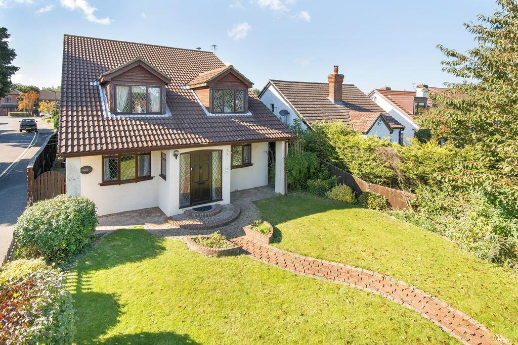 4 Bedrooms Detached House for sale in Maidstone Road, Blue Bell Hill, Chatham, ME5