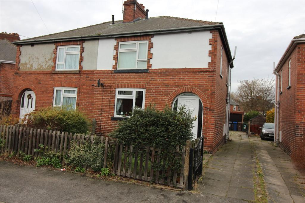 3 Bedrooms Semi Detached House for sale in Park View, Royston, Barnsley, S71