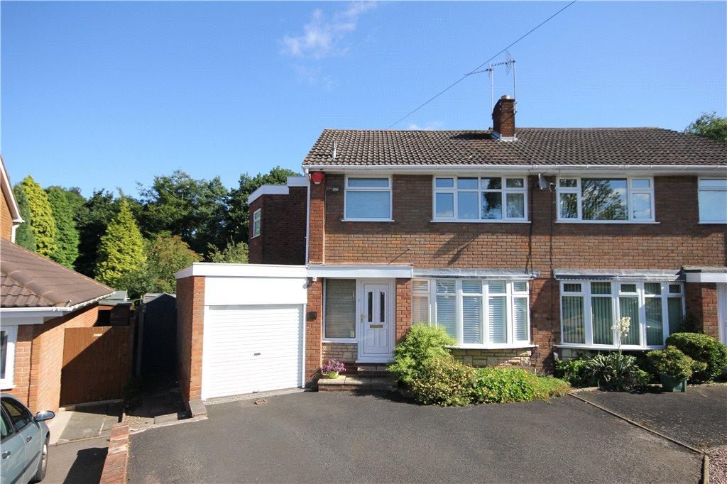 4 Bedrooms Semi Detached House for sale in Compton Road, Pedmore, Stourbridge, West Midlands, DY9