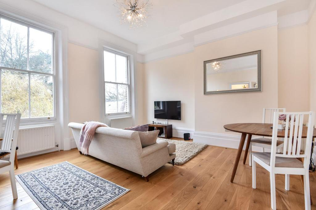 2 Bedrooms Flat for sale in Victoria Crescent, Crystal Palace