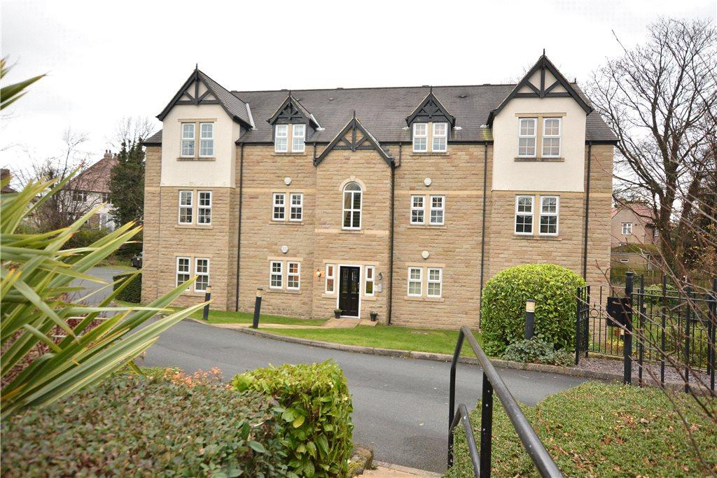 2 Bedrooms Apartment Flat for sale in Westbrook Court, 8 West Park Crescent, Roundhay, Leeds