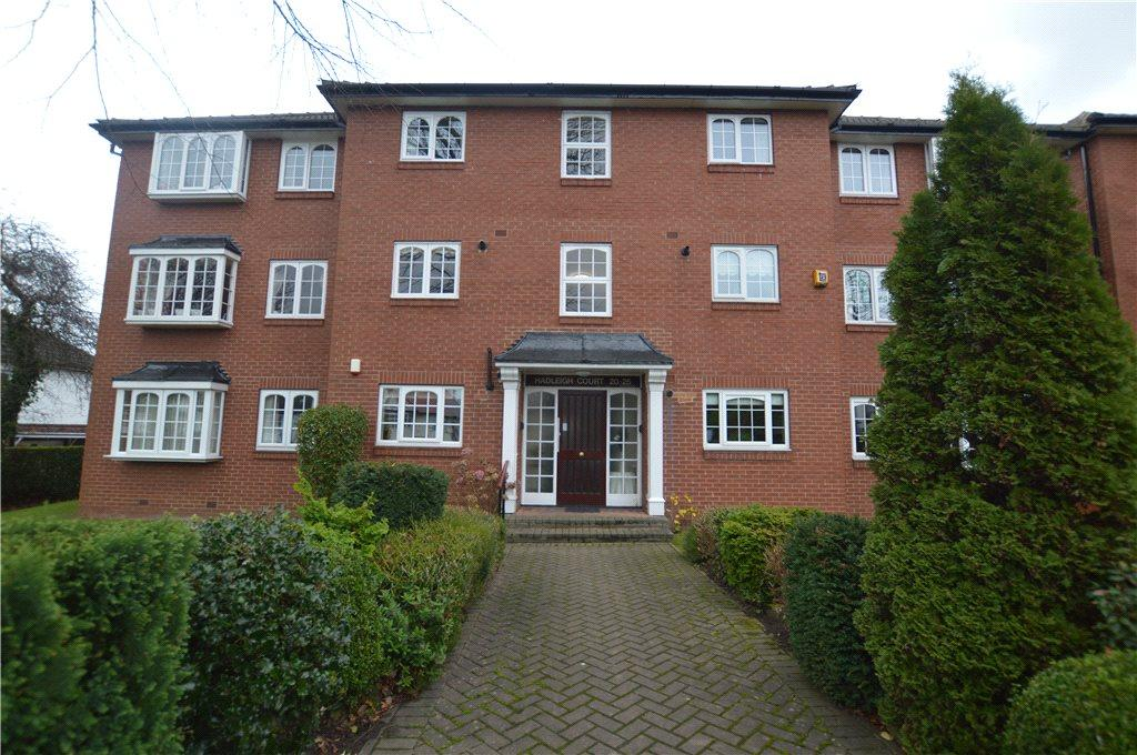 2 Bedrooms Apartment Flat for sale in Hadleigh Court, Shadwell Lane, Leeds, West Yorkshire