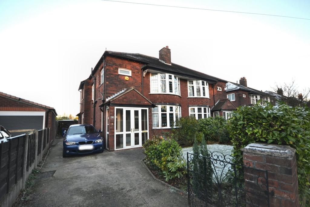 3 Bedrooms Semi Detached House for sale in Homewood Road, Northenden