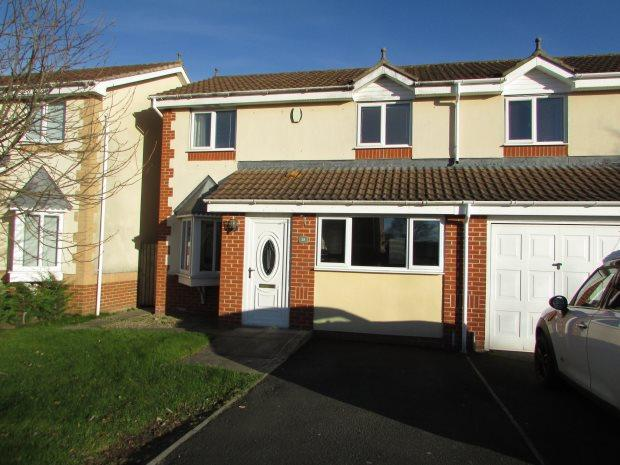 3 Bedrooms Semi Detached House for sale in DEAN PARK, FERRYHILL, SPENNYMOOR DISTRICT